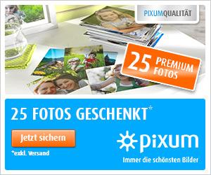 25 Fotoabzüge gratis! Hier klicken!
