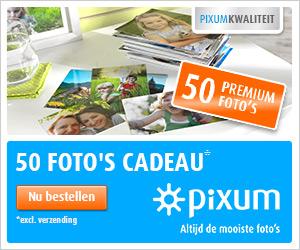 Pixum | Laat nu 50 foto's Gratis afdrukken!