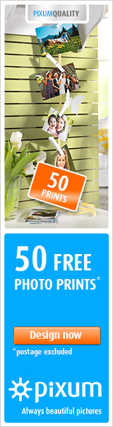 50 free prints for new customers