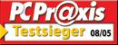 PC-Praxis Fotoalbum Test: Testsieger