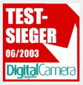 DigitalCamera magazin Foto Test: Testsieger