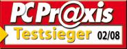 PC Pr@xis Fotoservice Test: Testsieger