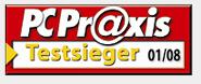 PC Pr@xis Fotobuch-Weihnachts-Test: Testsieger